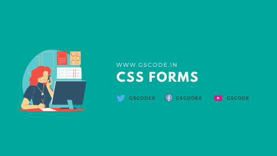 css forms