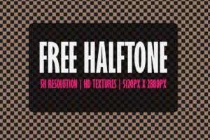 Read more about the article Free 5K Halftone Textures