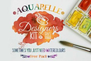 AQUARELLE DESIGNERS KIT MINI