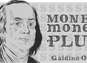 Money Money Plus Font