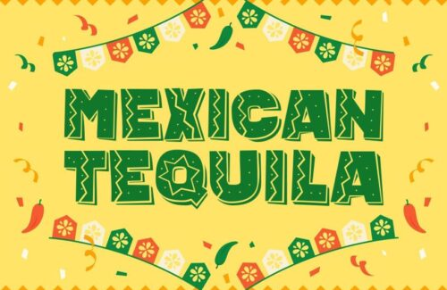 Free Mexican Tequila Font